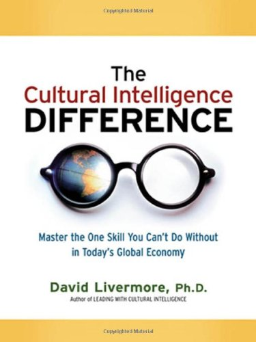 The Cultural Intelligence Difference: Master the One...