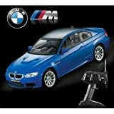 Radio Control BMW M3 Coupe in Blue 1:14 Scale Official licensed
