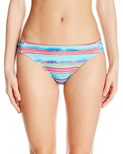 Nautica Slip de Baño Lagoon Stripe Strap Pant Multicolor