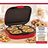 BELLA 13620 Pretzel Maker, Striped