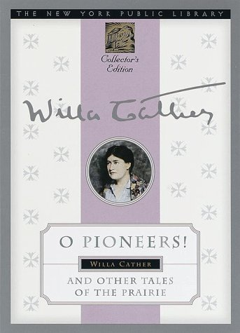a review of willa cathers short tale o pioneers O pioneers is a 1913 novel by american author willa cather  he has a short temper and doesn't get along with most of his neighbors willa cather said.