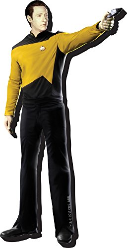 Aquarius Star Trek Next Generation Data Funky Chunky Magnet - 1