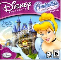 DISNEY PRINCESS - CINDERELLAS CASTLE