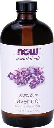 Now Foods - Lavender Oil - 16 Oz., 16 fl oz liquid