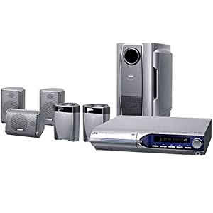 Jvc  Disc Dvd Home Theater System