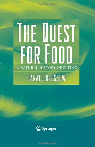 The quest for food: A natural history of eating
