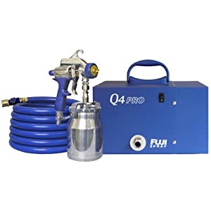 What Is Advantage Of Spray System That Comes With Turbine