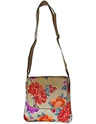 Ree Diva Multicolour Floral Print Sling Bag (Multicolour) - B01LB3QU94
