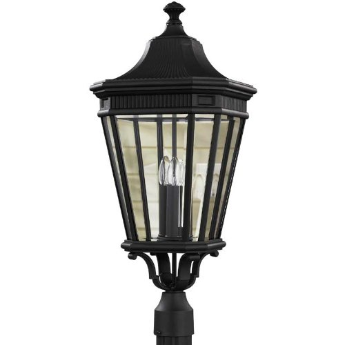Buy Murray Feiss OL5408BK Outdoor Lantern 3 Bulb Black OutdoorB001D4GZY2 Filter