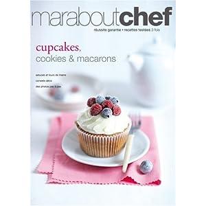 Cupcakes, Cookies et macarons par Vandevyvere