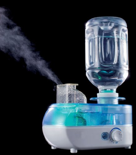 SU-1052: Personal Humidifier with ION SU-1052: Personal Humidifier with ION