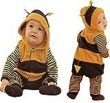 Fairlese(フェアレーゼ) 子供用着ぐるみ 全2種類4サイズ 柔らか素材 ハチ 95cm オリジナルモデル