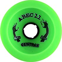 Abec11 Classic Centrax 77mm 78a Green Skate Wheels