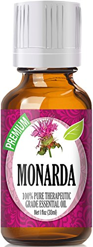 Monarda Essential Oil (30ml) 100% Pure, Best Therapeutic Grade Essential Oil - 30ml / 1 (oz) Ounces