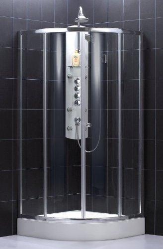 DreamLine SHEN-7035356-01 SECTOR Shower Enclosure