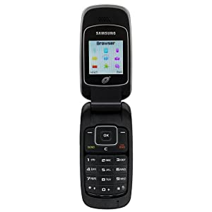 Samsung T245G Prepaid Phone With Double Minutes (Tracfone)