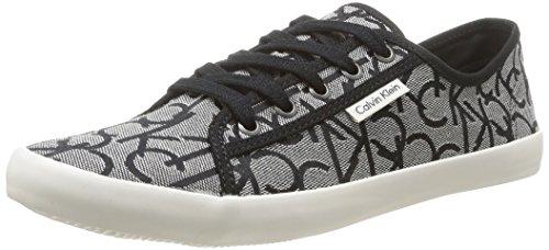 Calvin Klein Jeans  Fallon,  Sneaker uomo, Grigio (Gri), 42