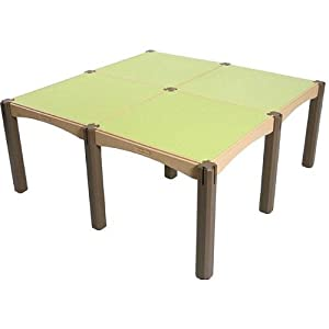 Connect 2 Play 48 x 48 inch Modular Activity Table