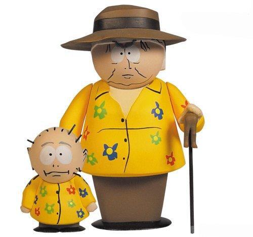Picture of Mezco South Park Series 5 Figure Set Of 4 (B002SOJYSA) (Mezco Action Figures)