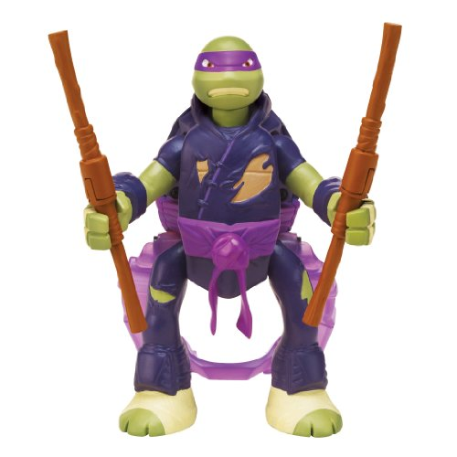 Teenage Mutant Ninja Turtles Throw N Battle Donatello Figure