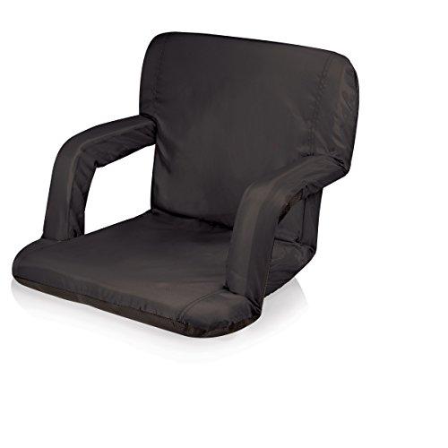 picnic-time-portable-ventura-reclining-stadium-seat-black