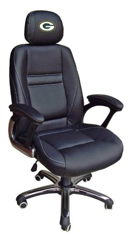 Green Bay Packers Head Coach Executive Office Chair at Amazon.com