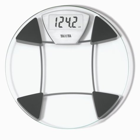 Cheap Tanita HD371 Sophisticated Comfort Glass Digital Lithium Scale (HD 371)
