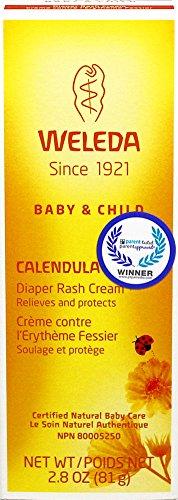Weleda Calendula Diaper Care-2.8 Cream