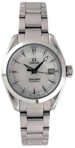 Omega Women's 2573.70.00 Aqua Terra Automatic Watch