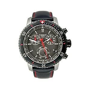 Tissot PRS 200 Chrono Black Dial Men's watch #T067.417.26.051.00