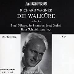 Wagner: Die Walkure Act 1 [UK-Import]
