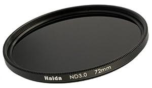 Graufilter ND1000 für Digitalkameras 72mm inkl. Cap
