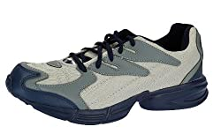 Sparx Mens Navy Blue and Light Grey Sneakers - 8 UK