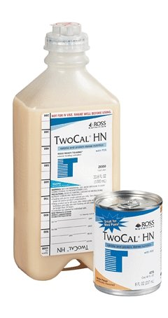 Twocal HN Calorie and Protein Dense Nutrition, Ready to Use, Butter Pecan, 8-Ounce Cans (Pack of 24)