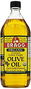 Bragg Organic Extra Virgin Olive Oil 32 oz.