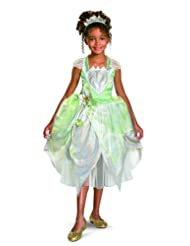 Disney Princess & The Frog Tiana Halloween Costume