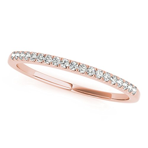 010-Carat-Round-Diamond-Wedding-Band-In-10K-Solid-Rose-Gold