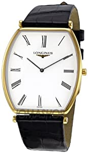 Longines La Grande Classique White Dial Ladies Watch 47862112 by Longines