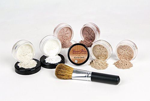 mineral-makeup-xxl-kit-w-flawless-face-brush-full-size-set-sheer-bare-skin-powder-cover-pink-bisque