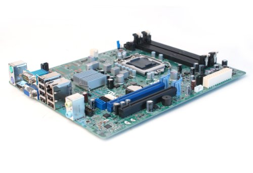 Genuine Dell D6H9T Motherboard Logic Board For Optiplex 990 Small Form Factor Sff Systems Intel Q67 Express Chipset Compatible Part Numbers: D6H9T, 0D6H9T