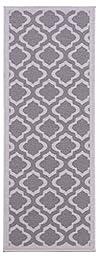 Diagona Designs Contemporary Moroccan Trellis Design Non-Slip Runner Rug, 20\