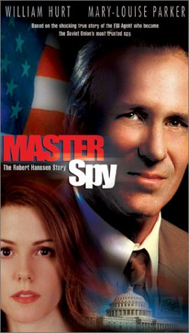 Master Spy - The Robert Hanssen Story [VHS]