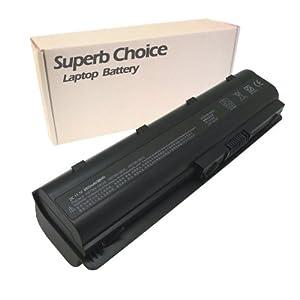 HP G62-348CA G62-348NR G62-350 G62-371DX G62-373DX Laptop Battery - Premium Superb Choice® 12-cell Li-ion battery