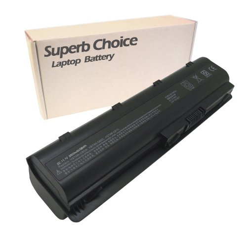Excellent Choice 8800 mAh 10.8v New Laptop Replacement Battery for HP Pavilion G6-1A69US G7-1075DX G7T-1000 dm4-1062nr dm4-1063cl dm4-1201us dv5-2035dx dv5-2070us dv5-2072nr dv6-3040us dv6-3122us dv6-3152nr dv6-3225dx dv6-3230us dv6-3259wm dv6t-3000 dv7-4