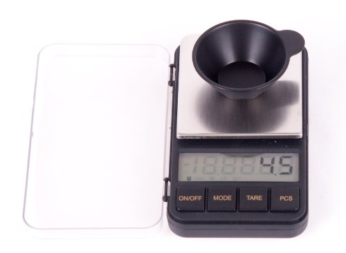 Quantum 500g/0.1g Balance électronique de poche professionelle /pour courrier, école, cuisine 500g/0.1g