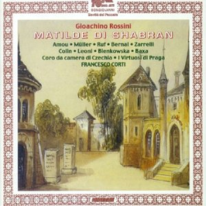 Matilde di Shabran - Rossini - CD