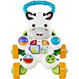 Fisher Price Learn With Me Educational Infant Zebra Baby Walker