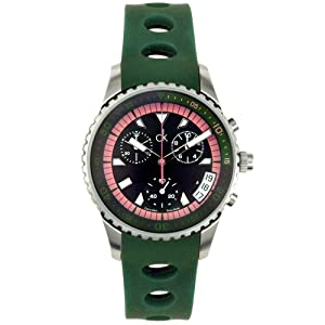 cK Calvin Klein K3217578 Men's Challenge Collection Chrono Watch