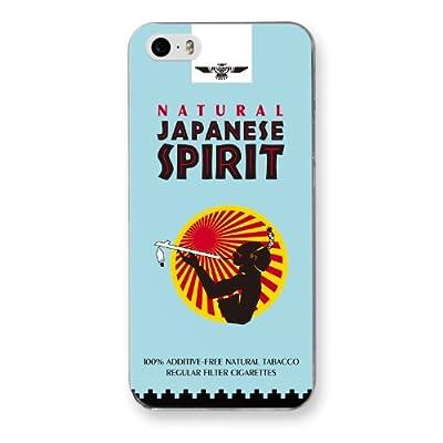 iPhone 5 5s アイフォン タバコ パロディ ケース japanese spirit