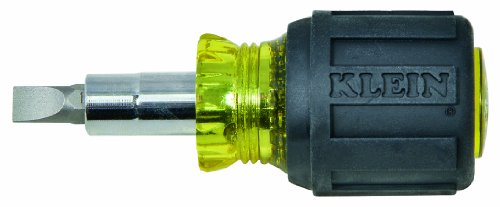 Klein 32561 Std. Stubby Screwdriver/Nut Driver